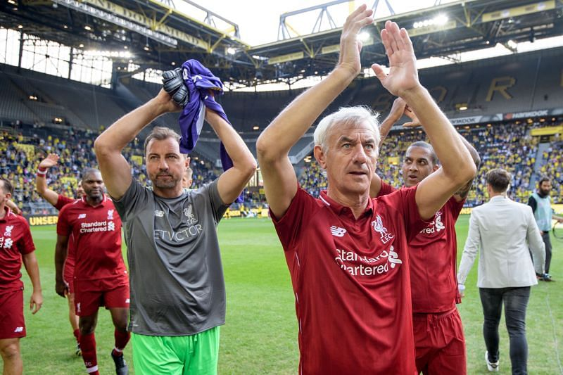 Ian Rush is one of the greatest strikers to have graced the English game.