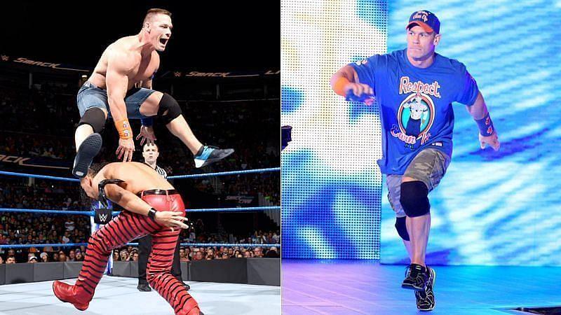WWE SummerSlam में रोमन रेंस के खिलाफ लड़ा था जॉन सीना ने मैच