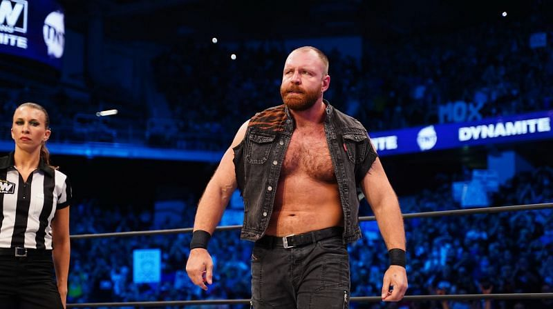 Jon Moxley will fight on the next AEW Dynamite