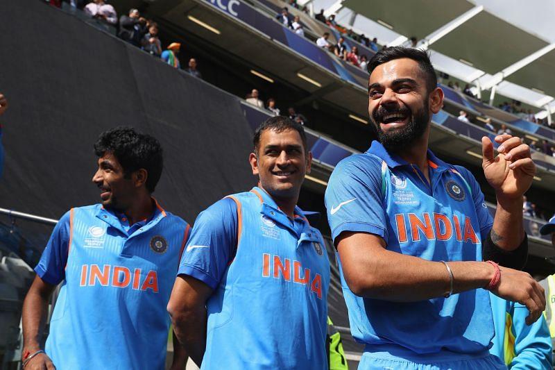 The Dhoni-Kohli partnership will once again hold key to India's success