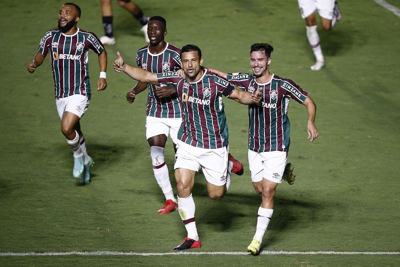 Fluminense will take on Atletico Mineiro on Wednesday