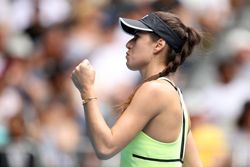 Cirstea will be hoping to avenge her loss in Chicago last month.