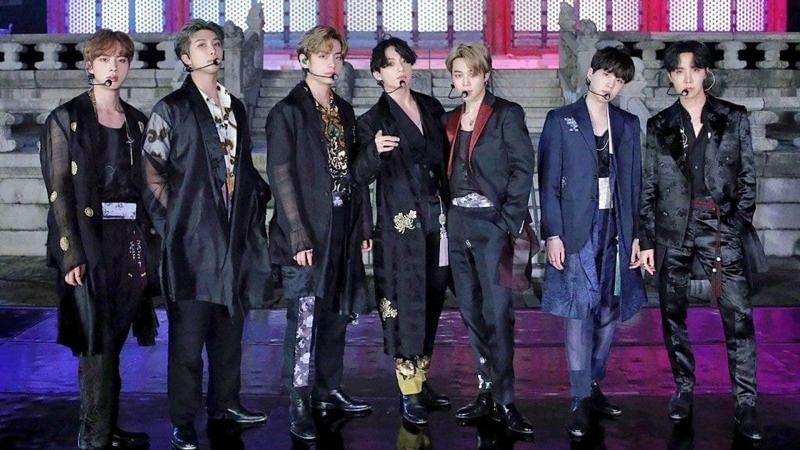 K-pop supergroup BTS (Image via Twitter)