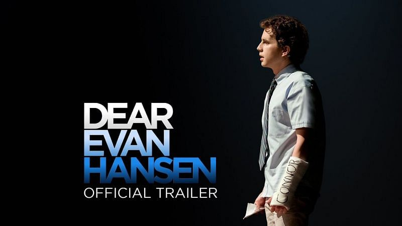 "Ben Platt stars as Evan Hansen in the film adaptation of ""Dear Evan Hansen"", produced by his father, Marc Platt (Image via YouTube/Universal Pictures/Dear Evan Hansen)"
