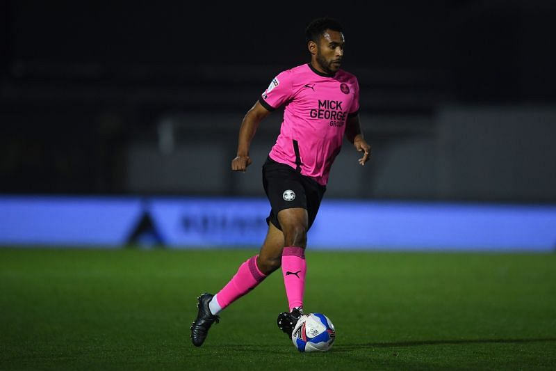 Nathan Thompson will be a huge miss for Peterborough