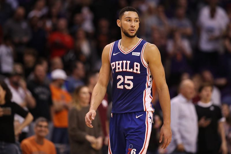 The Houston Rockets are seriously considering trading for Ben Simmons, according to NBA trade rumors
