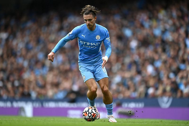 Jack Grealish recently moved to Manchester City.