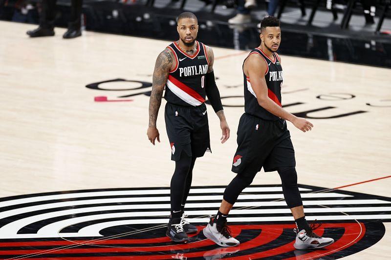 Damian Lillard and CJ McCollum will be key to the Portland Trail Blazers hopes this season.