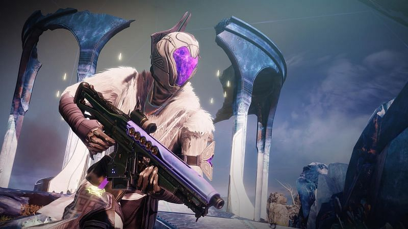 One of the Season 15 weapons inside the Astral Alignment seasonal activity (Image via Bungie)