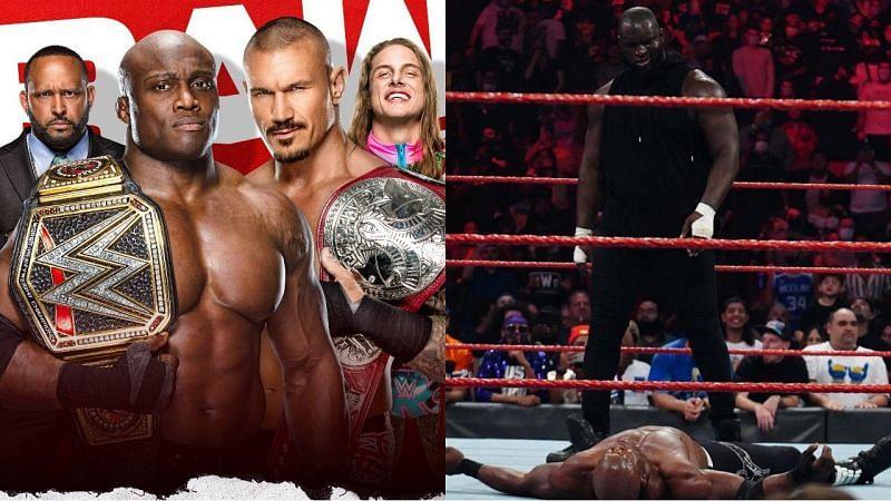 WWE चैंपियन बॉबी लैश्ले इस हफ्ते Raw में रैंडी ऑर्टन के खिलाफ मैच में अपना टाइटल डिफेंड करने जा रहे हैं