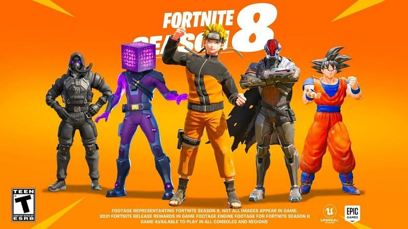 Fortnite Chapter 2 Season 8 will allegedly include crows (Image via Fortnite Intel)