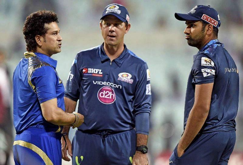 कप्तान के रूप में रिकी पोंटिंग का करियर आईपीएल में छोटा ही रहा