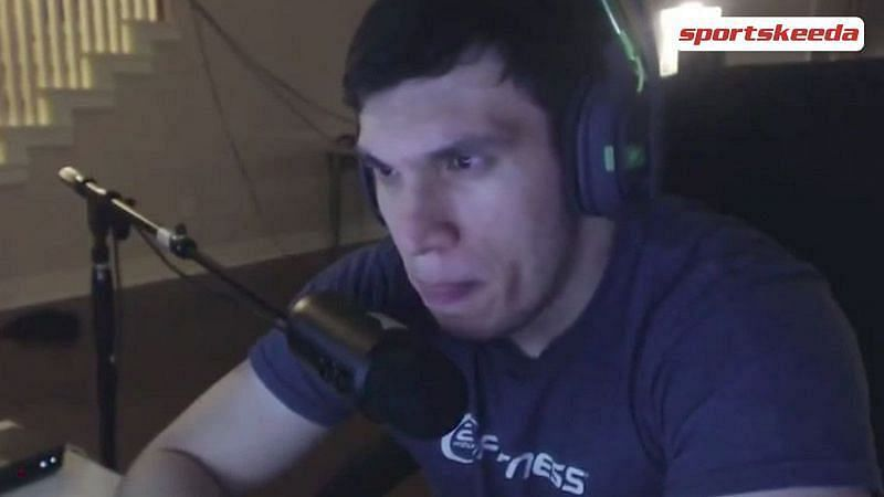 Trainwrecks goes after the gambling section on Twitch (Image via Sportskeeda)