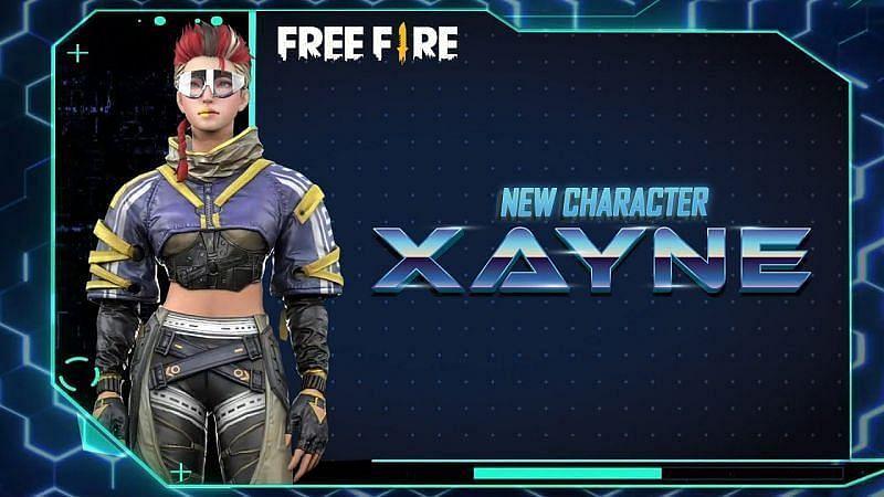 7 karakter Free Fire paling berguna hingga September 2021