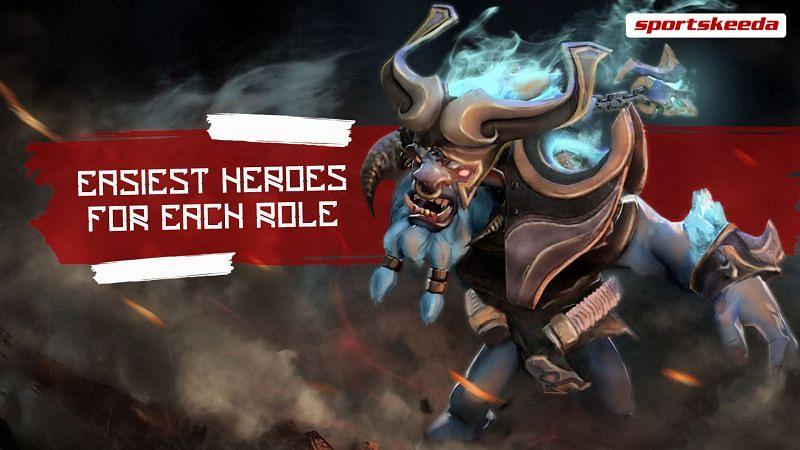 Spirit Breaker is the most consistently mobile hero in Dota 2 (Image via Valve)