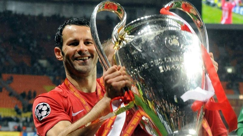 Giggs has made the most number of appearances for a single European club