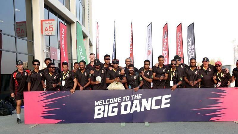 (Photo Credit - Cricket PNG) पापुआ न्यू गिनी टीम
