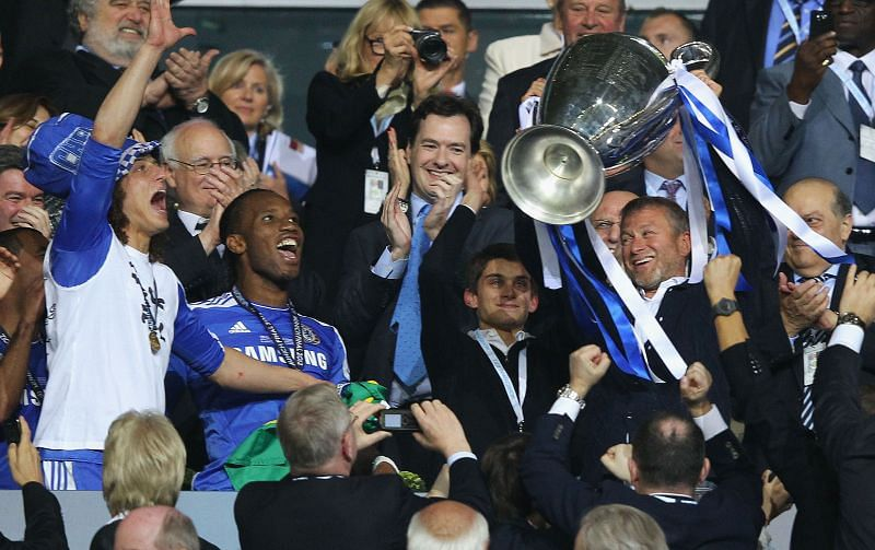 The Blues shocked the football world to win their first ever Champions League crown in 2012.