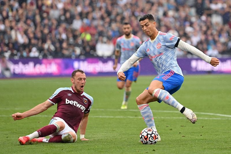 West Ham United take on Manchester United this week