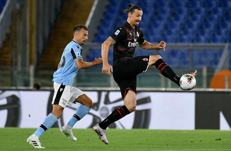 AC Milan take on Lazio this weekend
