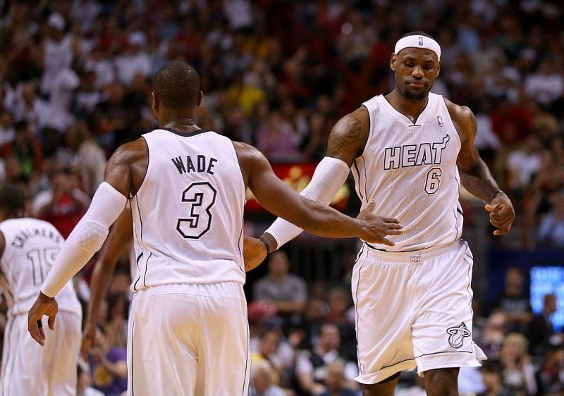 Miami Heat White Hot jerseys (2012-13)