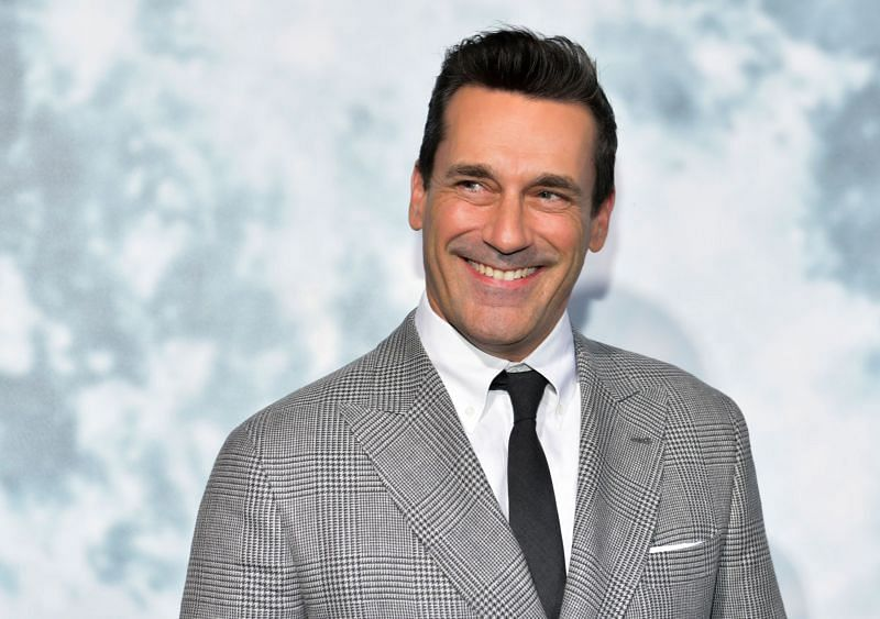 Jon Hamm at the premiere of Lucy in the Sky (Image via Getty Images)