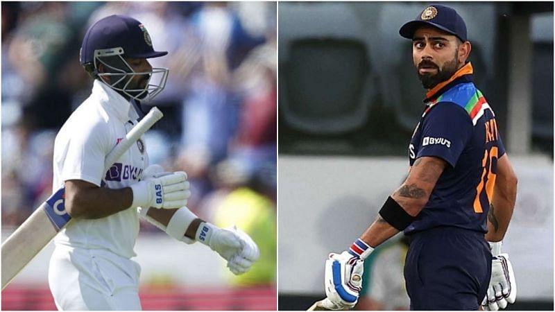 भारतीय कप्तान विराट कोहली और टेस्ट उप कप्तान अजिंक्य रहाणे भी इस लिस्ट में शामिल हैं