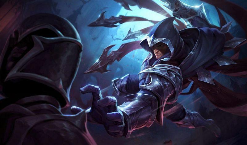 Talon updates (Image via Riot Games)