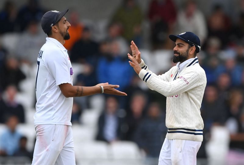 England v India - Third LV= Insurance Test Match: Day Two
