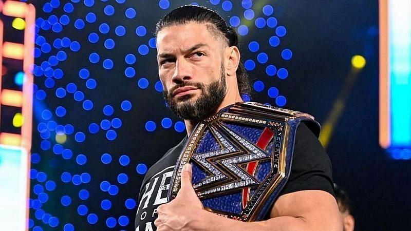 WWE यूनिवर्सल चैंपियन रोमन रेंस को लेकर बड़ी प्रतिक्रिया सामने आई