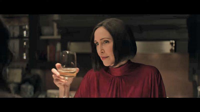 Vera Farmiga in the trailer (Image via Marvel Studios)