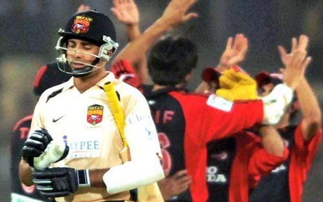 वीवीएस लक्ष्मण ने आईपीएल के पहले सीजन में कप्तानी की थी