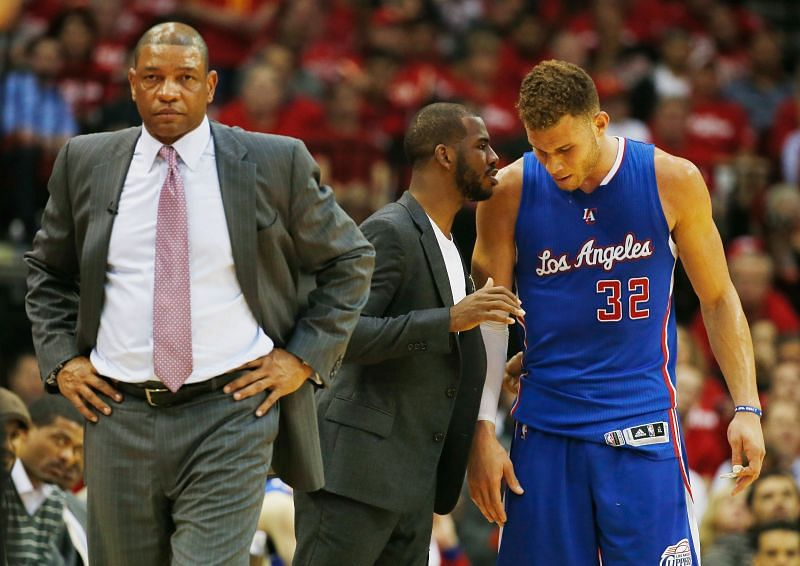 LA Clippers v Houston Rockets - Game Two