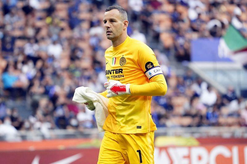 Samir Handanovic has been a key performer for Inter Milan.