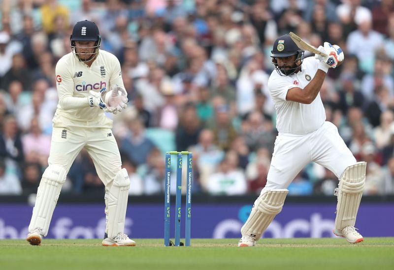 England v India - Fourth LV= Insurance Test Match: Day Three