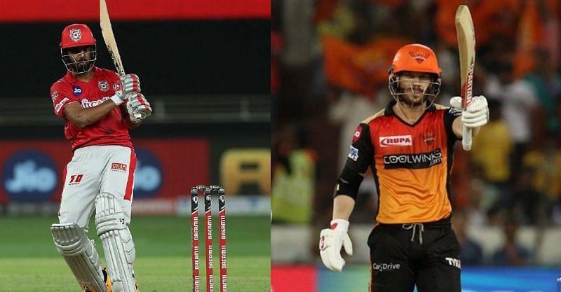 आईपीएल 2020 में केएल राहुल और वॉर्नर का बल्ला खूब चला था