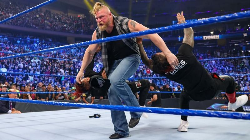 WWE SmackDown का एपिसोड काफी यादगार साबित हुआ