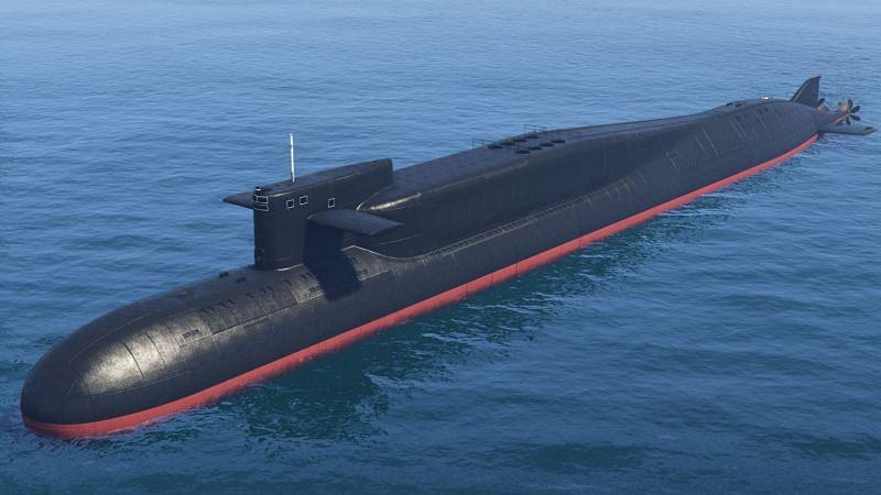 Le Kosatka (Image via Rockstar Games)