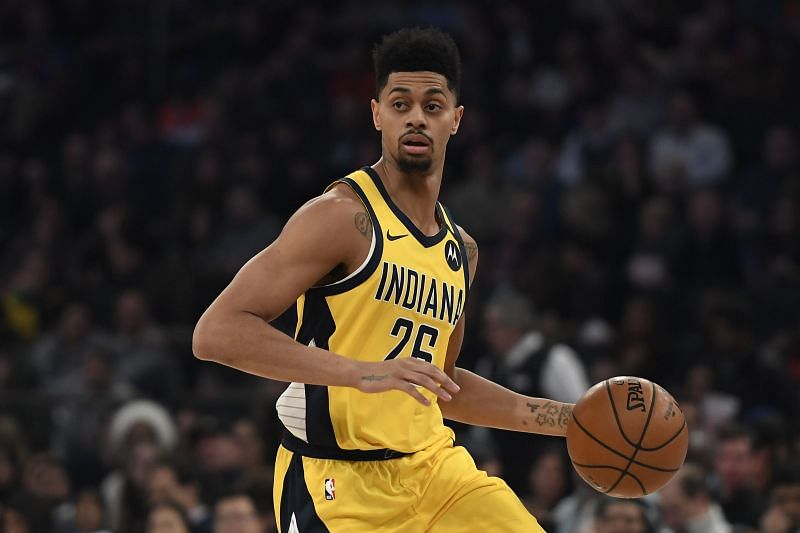 Jeremy Lamb with the Indiana Pacers [Source: 8 points, 9 seconds]