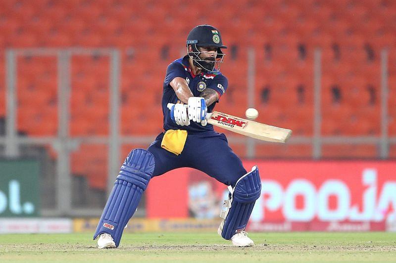 Team India captain Virat Kohli. Pic: Getty Images
