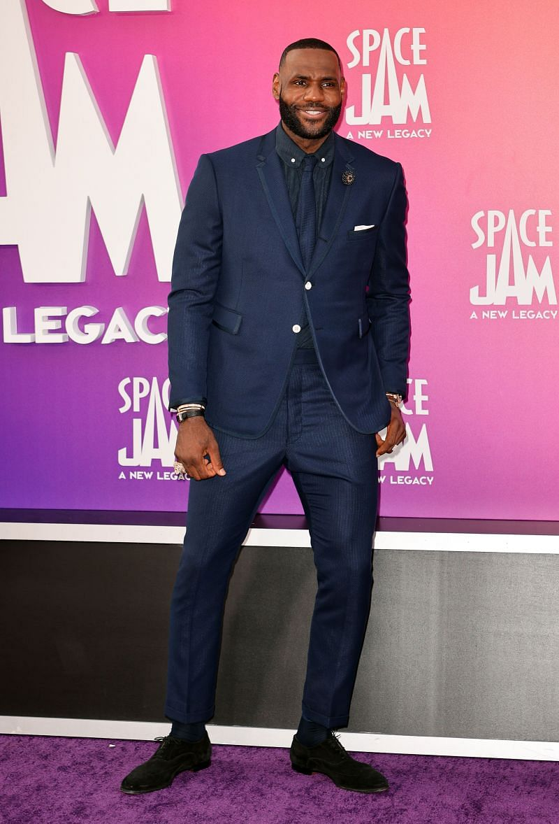 """Premiere Of Warner Bros """"Space Jam: A New Legacy"""" - Arrivals"""