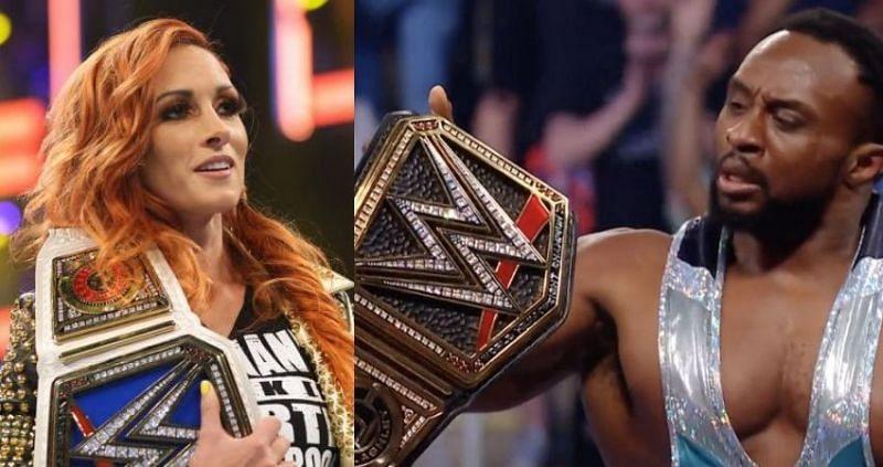 WWE में पिछले एक महीने में 6 नए चैंपियंस देखे जा चुके हैं