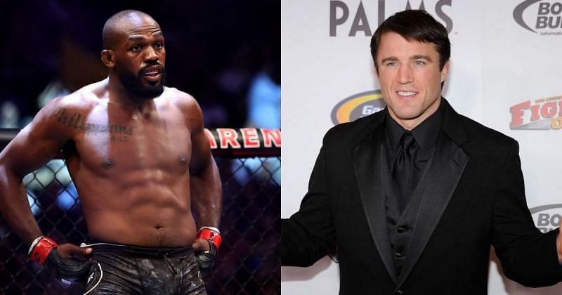 Chael Sonnen lauds Jon Jones' former manager Malki Kawa for publicly cutting ties with the fighter - Sportskeeda