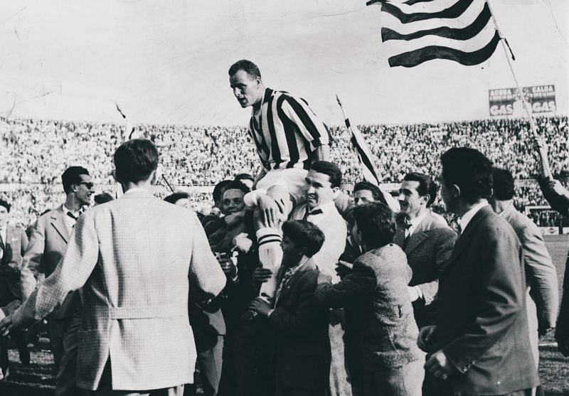 John Charles was a fan favorite amongst the Juventus supporters