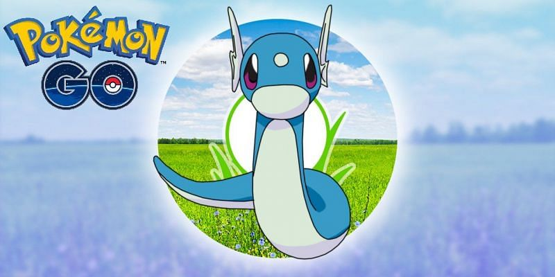Dratini can be tough to find organically outside of events, but it isn't an impossible task (Image via Niantic).