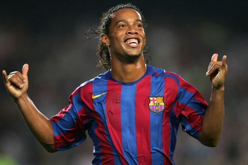 Pep Guardiola allegedly sold Ronaldinho because he felt he could be a bad influence on the younger players.