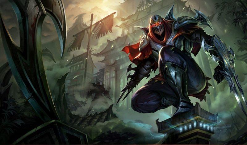 Zed update (Image via Riot Games)