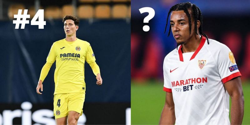 Torres and Kounde have been excellent for their La Liga clubs