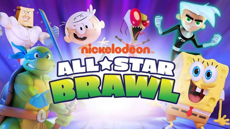 High 5 characters who can be a part of the roster in Nickelodeon All-Star Brawl