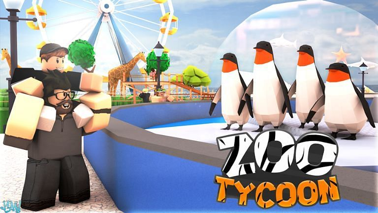 Roblox Zoo Tycoon is a game that was launched in January of 2021 (Image via Roblox)